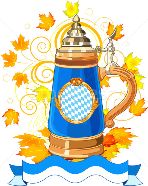 Oktoberfest Celebration design Stock photo © Dazdraperma