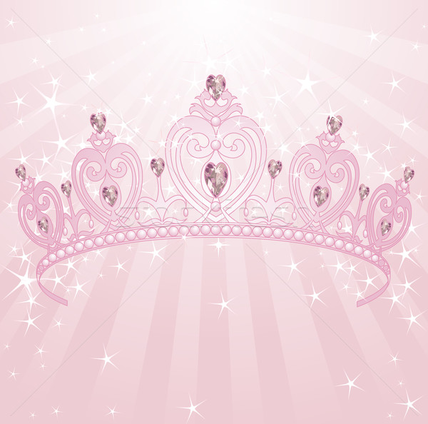 Princess Crown Stock photo © Dazdraperma