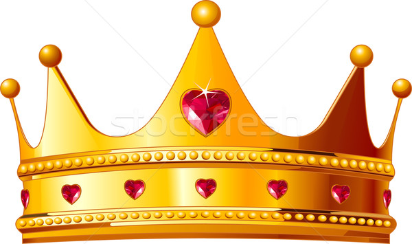 Kings crown Stock photo © Dazdraperma
