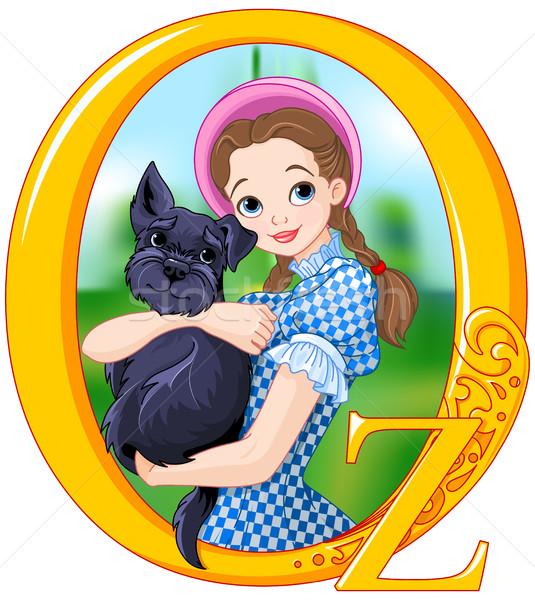 Dorothy and Toto Stock photo © Dazdraperma