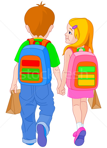 Back To School Stock photo © Dazdraperma
