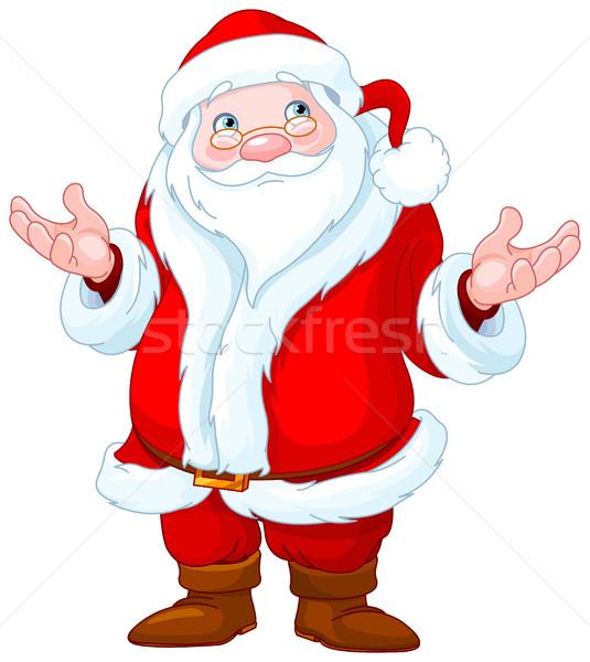 Santa Claus Stock photo © Dazdraperma