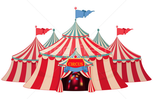 Circus Stock photo © Dazdraperma