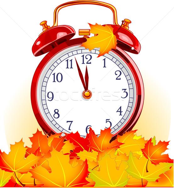 Autumn Time Stock photo © Dazdraperma