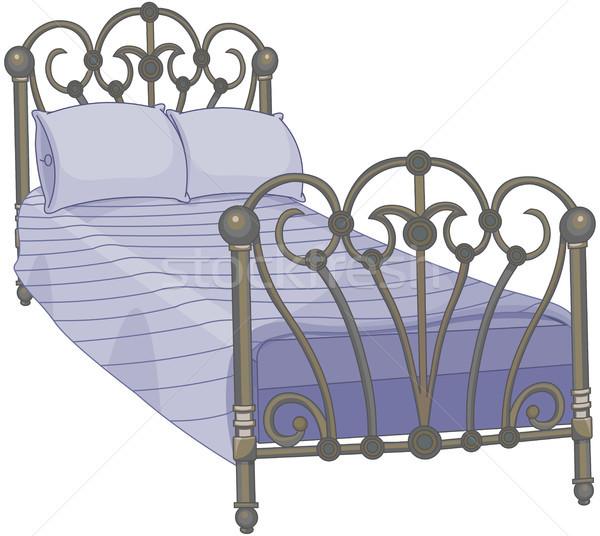 Tucked Bed Stock photo © Dazdraperma