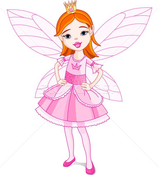 Fairy Princess Stock photo © Dazdraperma