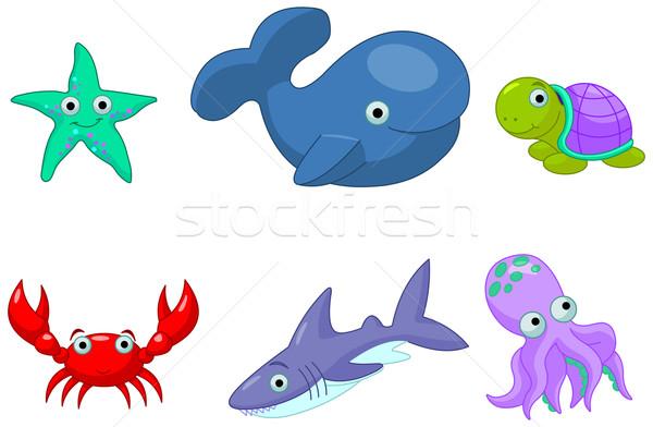Sea Life Stock photo © Dazdraperma