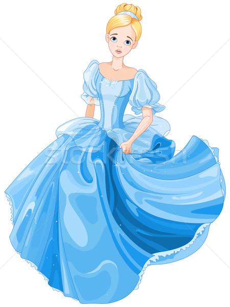 Cinderella Stock photo © Dazdraperma