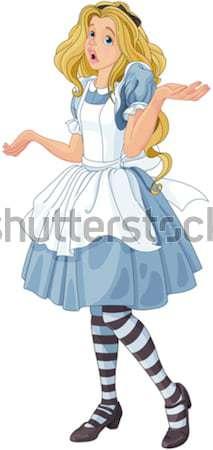 Klaar dragen glas pantoffel vrouw Stockfoto © Dazdraperma