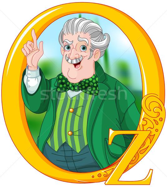 Wizard of Oz  Stock photo © Dazdraperma