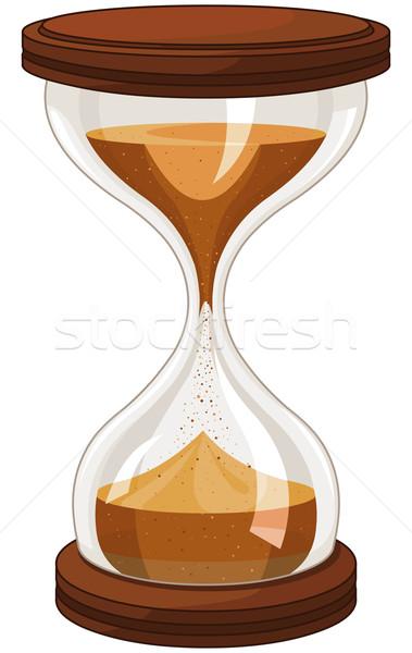 Sand clock Stock photo © Dazdraperma