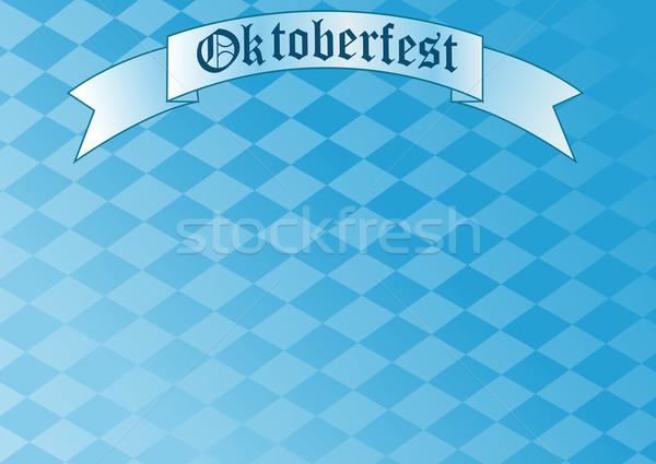 Oktoberfest Celebration Stock photo © Dazdraperma