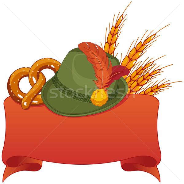 Oktoberfest Celebration design Stock photo © Dazdraperma