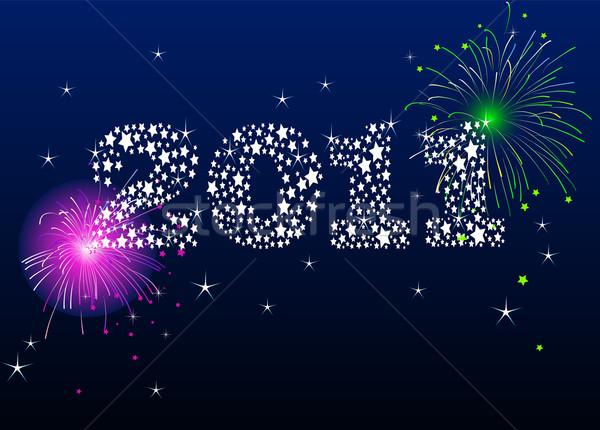 New Year's Eve Stock photo © Dazdraperma