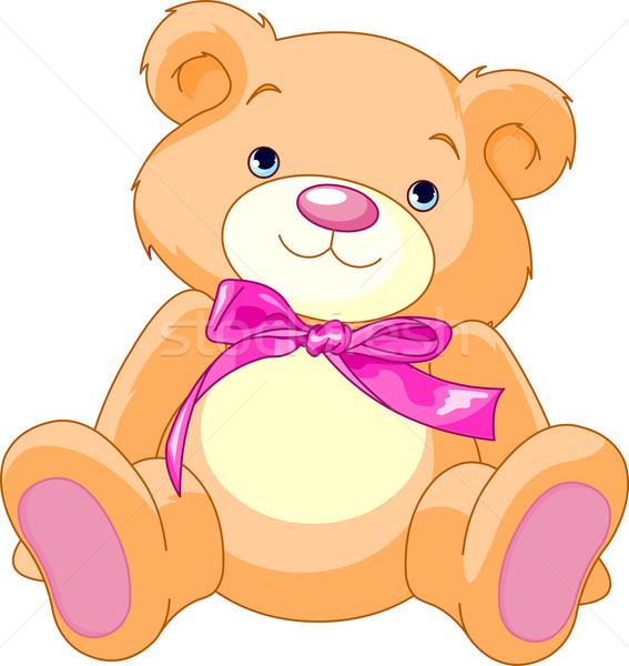 Teddy Bear Stock photo © Dazdraperma