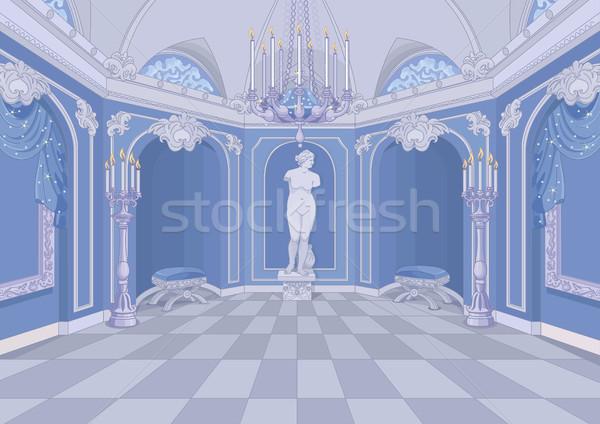 Palace Hall Stock photo © Dazdraperma
