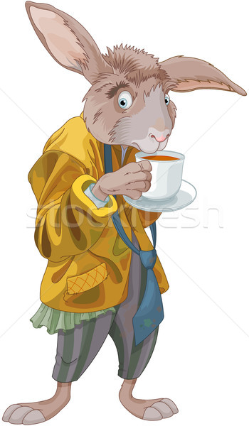 March Hare Stock photo © Dazdraperma