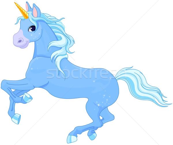 Fairy unicorn Stock photo © Dazdraperma