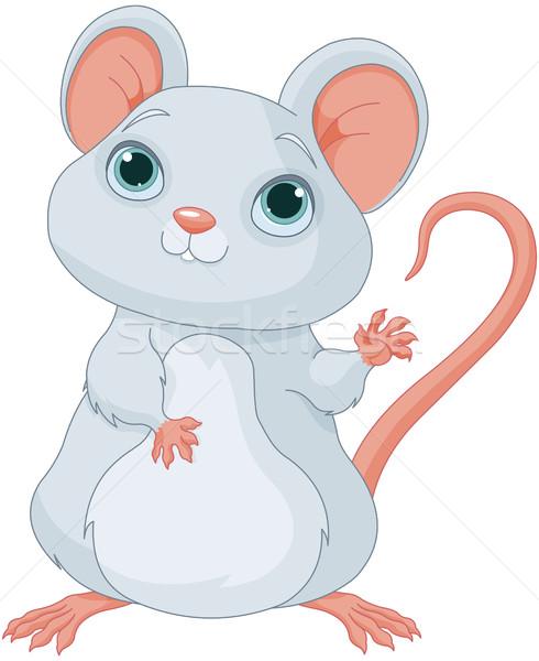 Adorable Mice Stock photo © Dazdraperma