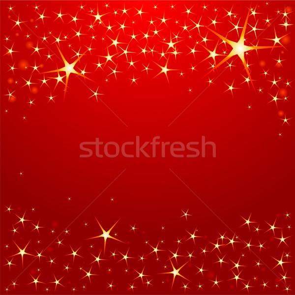 Christmas Stars Stock photo © Dazdraperma