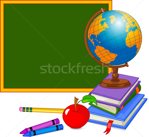 Back to School Design Stock photo © Dazdraperma