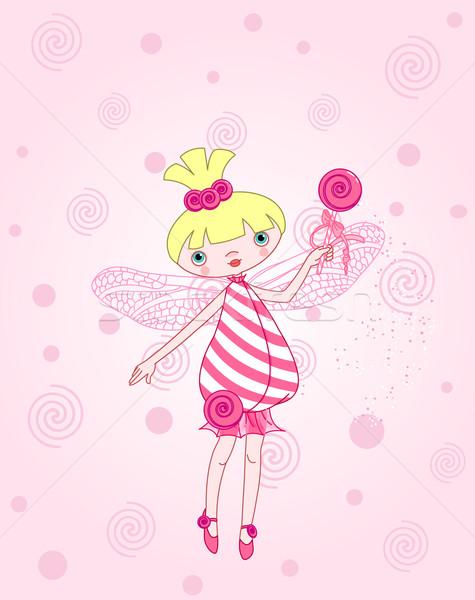 Candy Fairy Stock photo © Dazdraperma