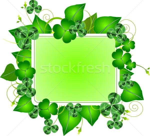 St. Patrick Stock photo © Dazdraperma
