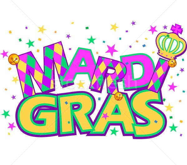 Mardi Gras Stock photo © Dazdraperma