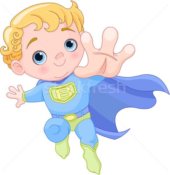 Super Boy  Stock photo © Dazdraperma