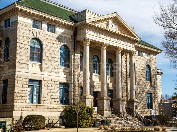 Dekalb County Courthouse Stock photo © dbvirago