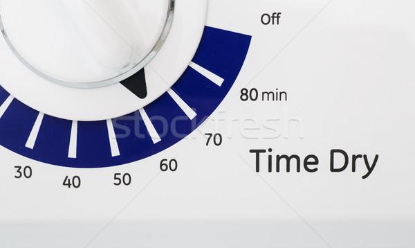 タイマー 青 白 セット 60 ストックフォト © dbvirago