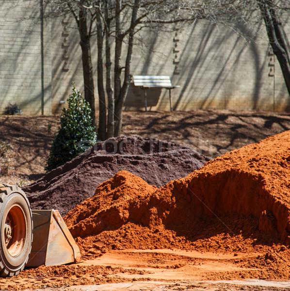 Foto d'archivio: Movimento · piccolo · terra · sporco