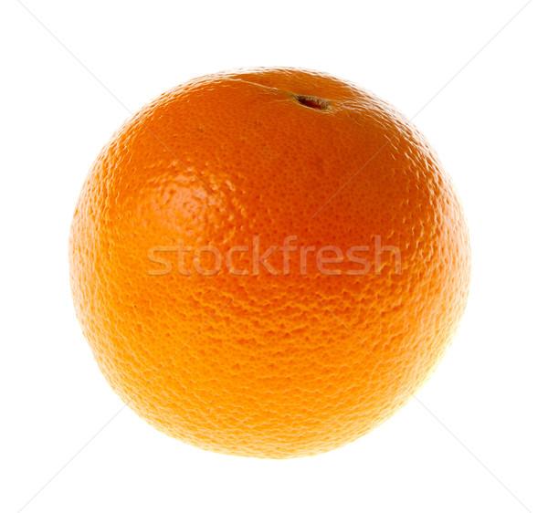オレンジ 孤立した 白 フルーツ 背景 農業 ストックフォト © dbvirago
