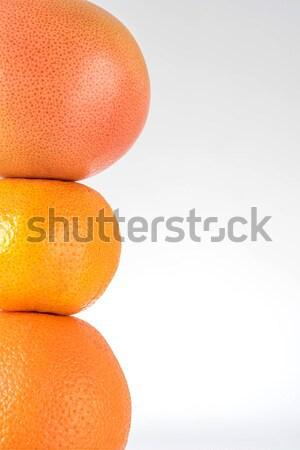 Maduro frescos agrios frutas imagen Foto stock © deandrobot