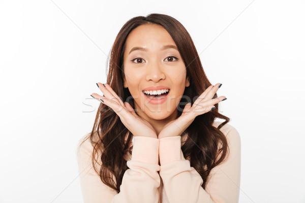 ázsiai tini lány meztelen