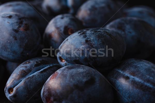 Fresche succosa alimentare frutta Foto d'archivio © deandrobot