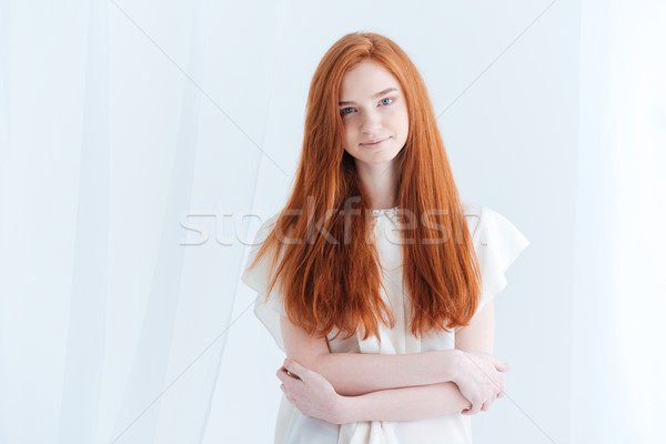 Rotschopf Teenager Bilder