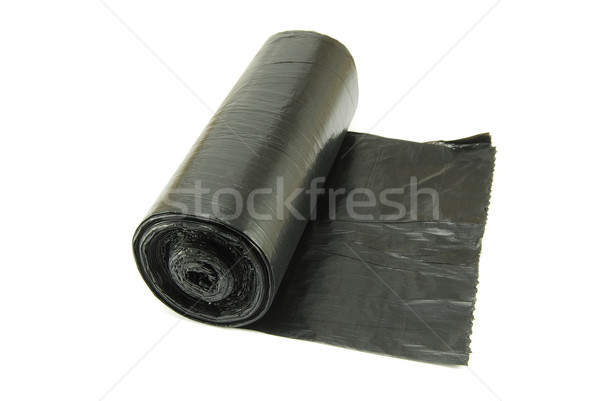 Garbage Bag Stock photo © DeCe