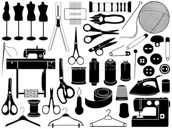 Tailoring Equipment Stock photo © DeCe