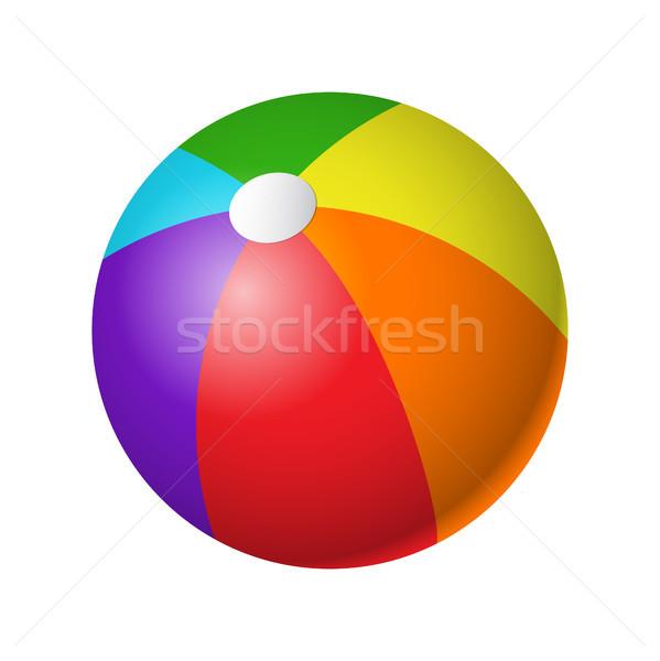 Moderne vector realistisch geïsoleerd object Stockfoto © Decorwithme