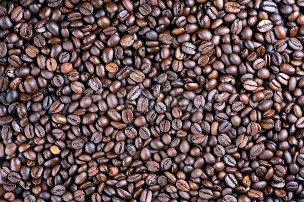 кофе многие группа пить черный Сток-фото © DedMorozz