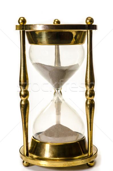 Hourglass Isolated  Stock photo © dehooks