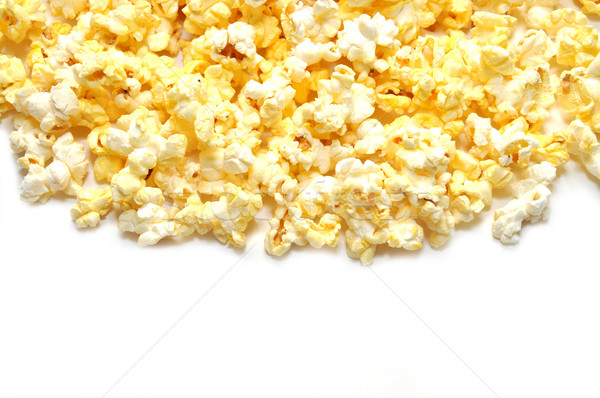 Popcorn with Copy Space Stock photo © dehooks