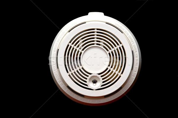 Smoke Alarm Stock photo © dehooks