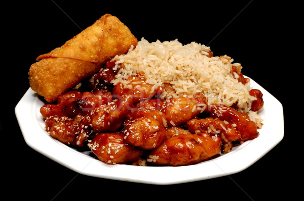 Chinese Food Stock photo © dehooks