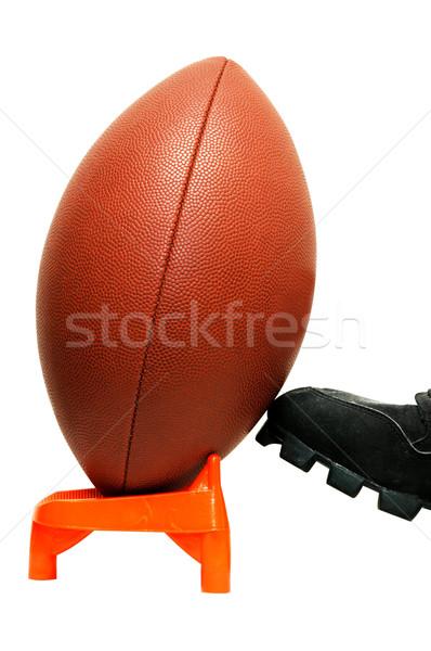 Kickoff Stock photo © dehooks