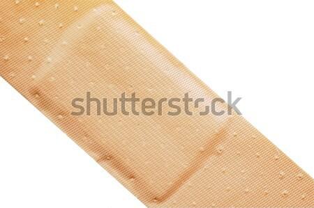 Adhesive Bandage Isolated Stock photo © dehooks