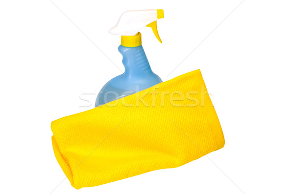 Spring Cleaning Stock photo © dehooks
