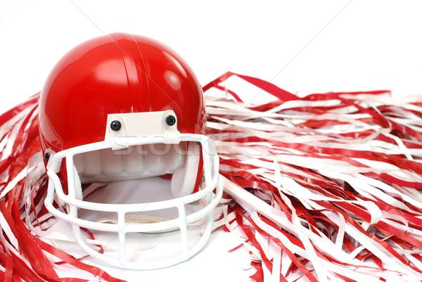 Helmet and Shakers Stock photo © dehooks