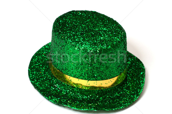 Mardi Gras Hat Isolated Stock photo © dehooks